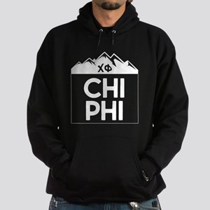 Chi Phi Mountains Hoodie (dark)