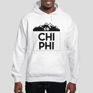 Chi Phi Mountains Hooded Sweatshirt