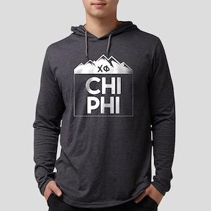 Chi Phi Mountains Mens Hooded Shirt