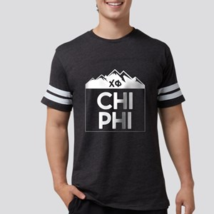 Chi Phi Mountains Mens Football Shirt