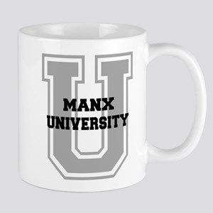 Manx UNIVERSITY Mug