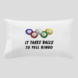 Balls to Bingo Pillow Case
