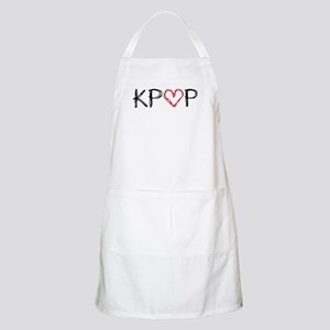 KPOP Love Scribble Apron