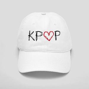 KPOP Love Scribble Cap