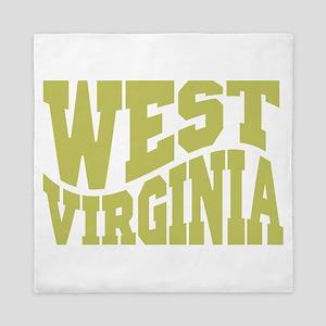 West Virginia Queen Duvet
