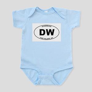 Dunewood Fire Island Infant Bodysuit