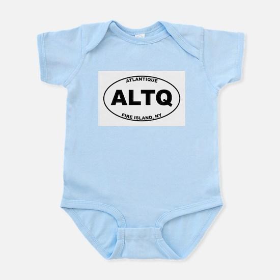 Atlantique Fire Island Infant Bodysuit