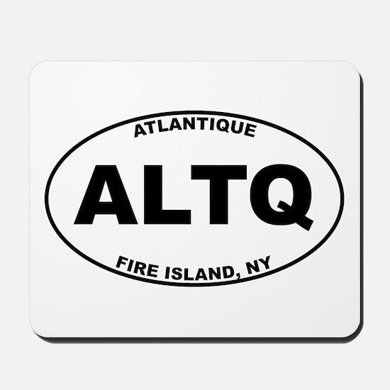 Atlantique Fire Island Mousepad