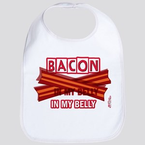 Bacon IN MY BELLY! Bib