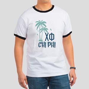 Chi Phi Palm Trees Ringer T