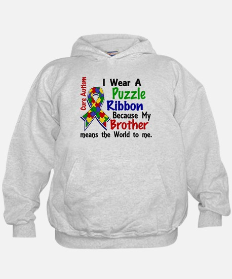 Means World To Me 4 Autism Hoodie