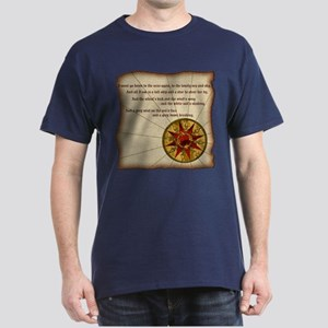 Harvest Moon's Compass Rose Dark T-Shirt