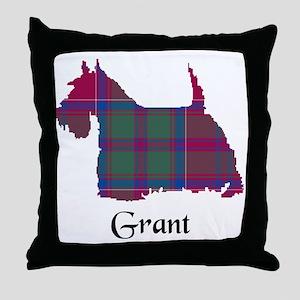 Terrier - Grant Throw Pillow