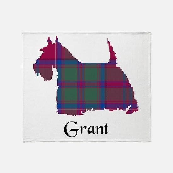 Terrier - Grant Throw Blanket