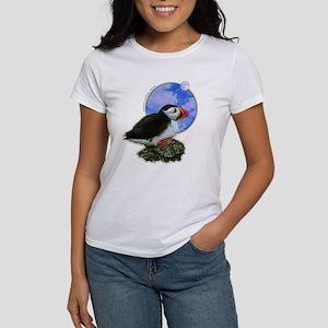 moonlight puffin T-Shirt