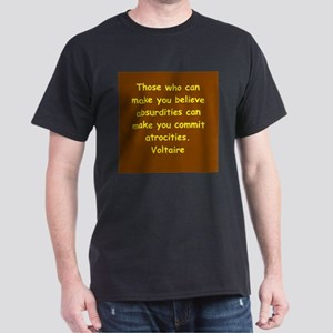 victor hugo quote Dark T-Shirt