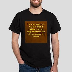 victor hugo quote Dark T-Shirt