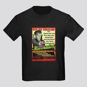 Mitt The Merciless / Kids Dark T-Shirt