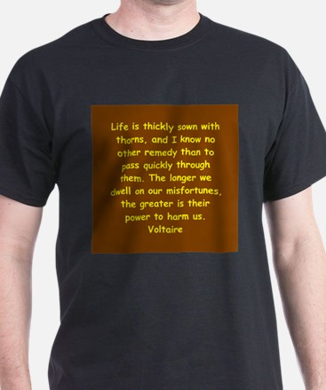 victor hugo quote T-Shirt