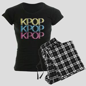 KPOP Neon Women's Dark Pajamas