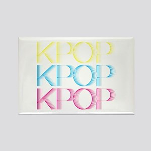 KPOP Neon Rectangle Magnet