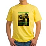 Seeds of Revolution Yellow T-Shirt