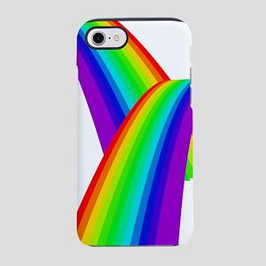 LGBTQ Pride Love Rainbow iPhone 7 Tough Case