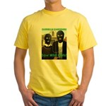 Sow Wild Oats Yellow T-Shirt