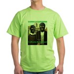 Cultivate Resistance Green T-Shirt