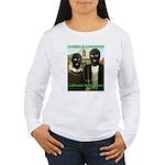 Cultivate Resistance Women's Long Sleeve T-Shirt