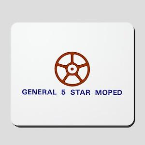 General 5 Star Mousepad