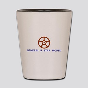 General 5 Star Shot Glass