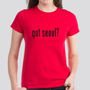 GOT SEOUL? Women's Dark T-Shirt