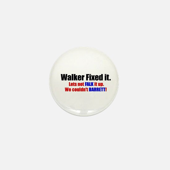 Unique Scott walker Mini Button