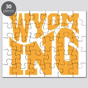 Wyoming Puzzle
