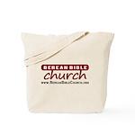Berean Bible Church Tote Bag