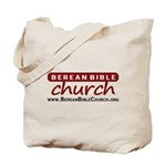Berean Bible Church Tote Bag