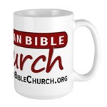 Berean Bible Church Large Mug