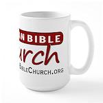 Berean Bible Church Large Mug
