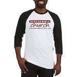 Berean Bible Church Baseball Jersey