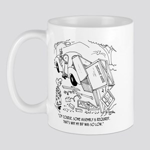 Some Assembly Is Required Mug