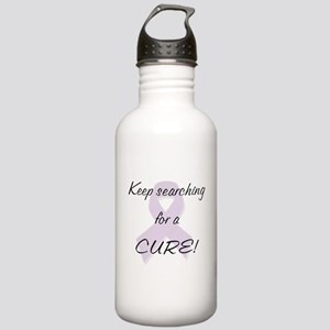 Searching for a Cure (Lupus) Stainless Water Bottl