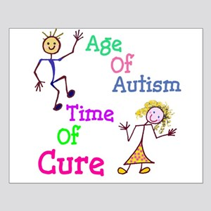 Age of Autism Small Poster