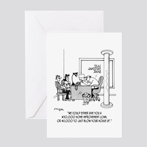 Home improvement greeting cards cafepress 50000 home improvement loan or 2000 for demoli m4hsunfo Image collections