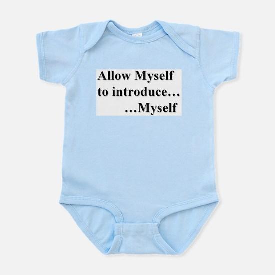 Austin Powers Infant Bodysuit