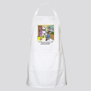 1st 24 Months of Remodeling Are The Hardest Apron
