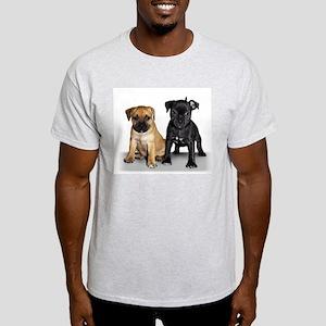 Staffie puppies Light T-Shirt