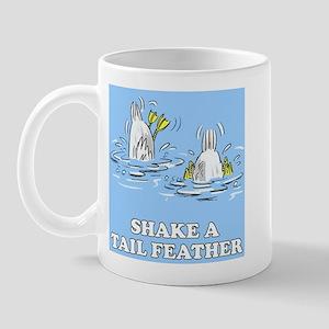 Shake A Tail Feather Mug