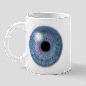 Trompe L'eyeball 11 oz Ceramic Mug