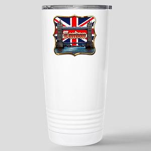 London - Tower Bridge Stainless Steel Travel Mug